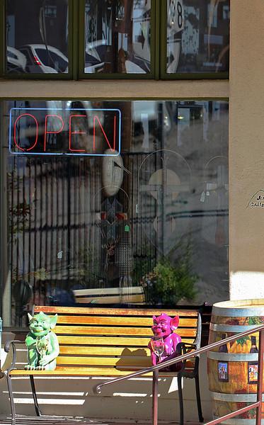 Storefront, Jerome, AZ