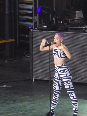 Jesse J Concert 2013