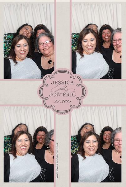 Jessica & Jon Eric's Wedding