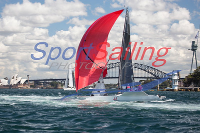 Jet - Sydney Harbour Regatta
