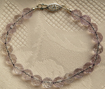 Bracelet-AmethystSS03