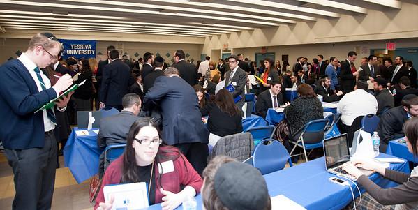 Jewish Job Fair Feb. 2014