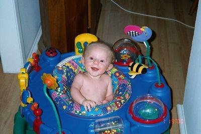 Blake ummm abt 4-5 months
