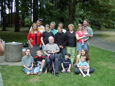 Family Reunion August 2003