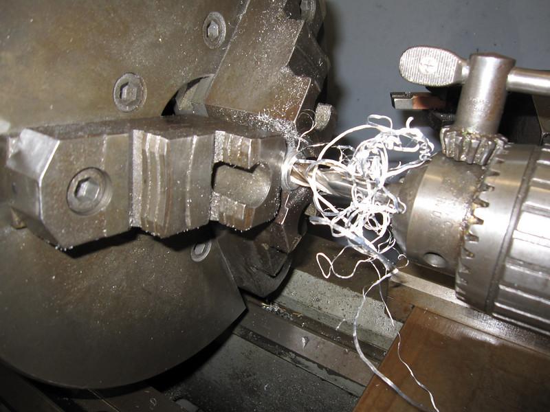 Machining fittings