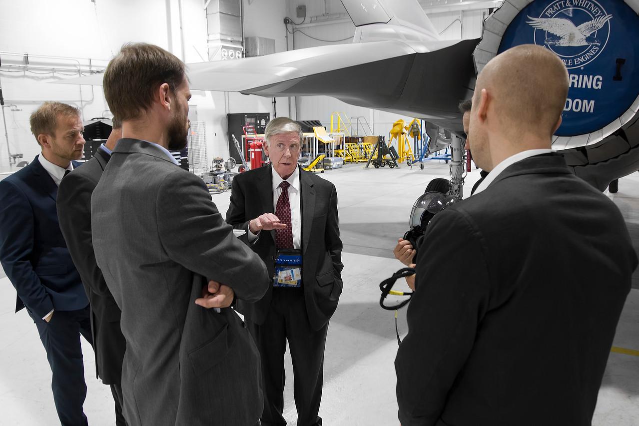 Danish Media Group Visit