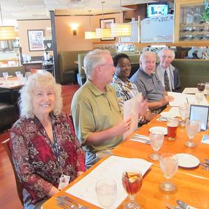 Jim Logan's Luncheon 16 September 2014
