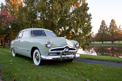 Jim Martin 1942 Ford