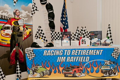 Jim Rayfield's Retirement Party