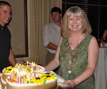 Joan's Surprise Birthday Party