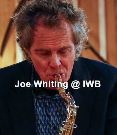 Joe Whiting Band @ IWB