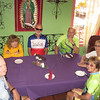 Lunch at El Charro: Jim, Kathy, Ken, Merle, Rona, Susan
