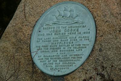 John Cooke Memorial