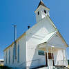 Community Church at Fox, OR.  No longer holding services but still carefully maintained.