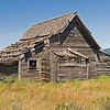 An early settler's homesite on Short Birch Creek Lane, a short distance from US Hwy 395