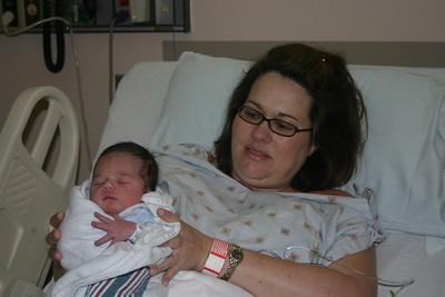 John & DeAnne's new baby!