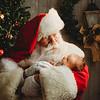 John Family Santa Portraits-8