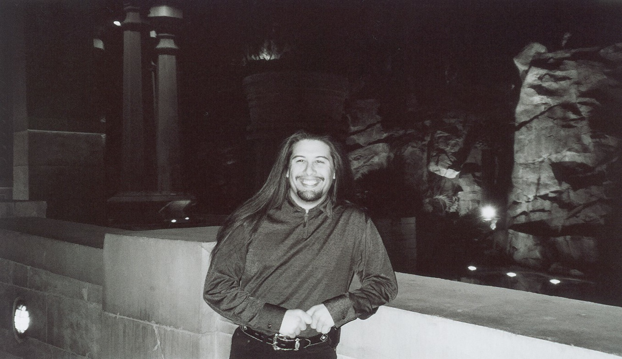 In Las Vegas (2000).