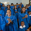 m454 TA13.25 / We used this image from the DAL for this concept in Life Span. Portrait of a Gospel Choir Clapping Their Hands in a Gospel Service