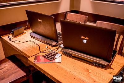 Johnny Ranger McCoy's Photography Computer!  ASUS ROG G750JH-DB71 17.3-Inch Laptop