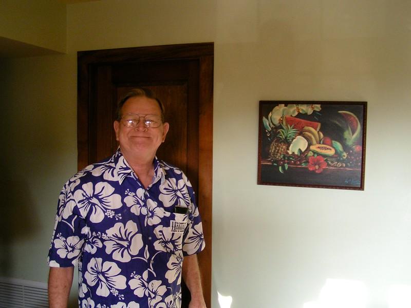 John Loved Hawaii