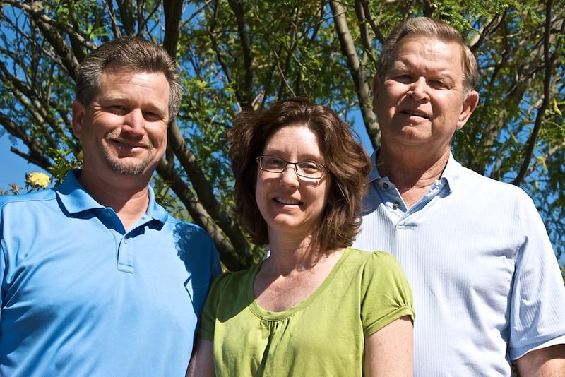 Jonny, Joni, and John