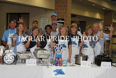 Johnson Football - Sept. 28, 2013 - Varsity Brkfst & P-P
