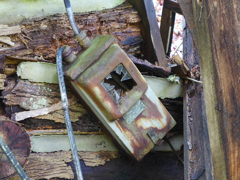 Old Electric box