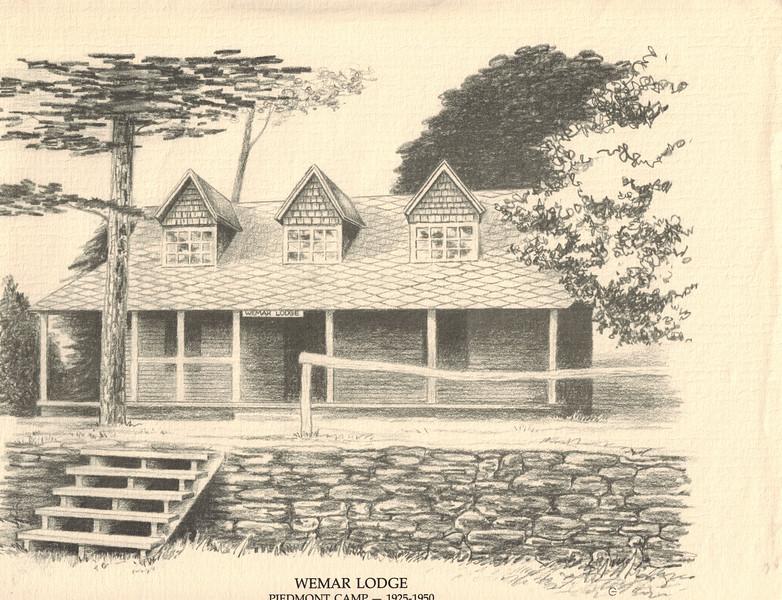 Wemar Lodge of Piedmont Camp