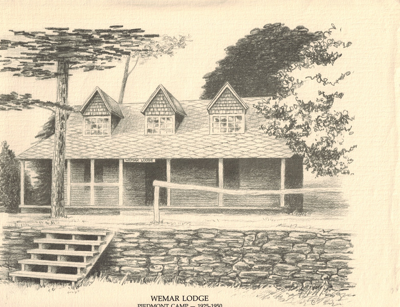 Wemar Lodge of Piedmont Camp