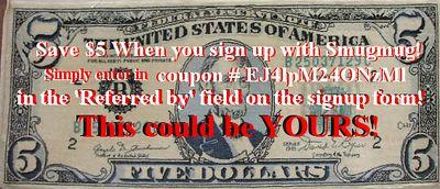 Join Smugmug $5 Coupon #EJ4lpM24ONzMl