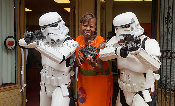 Joliet Public Library Annual Star Wars Day 2013
