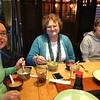 Mary, Nancy & Becky at Takumi