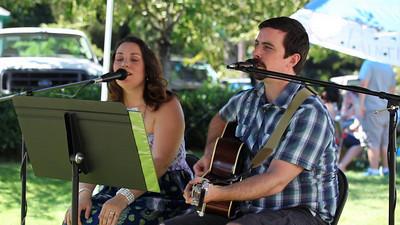Jon and Keri White, Acoustic Duo