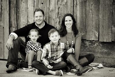 Jones Family 2014
