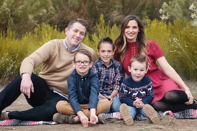 Jones Family 2016