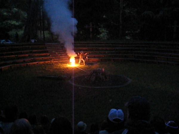 Jones Gulch Bonfire