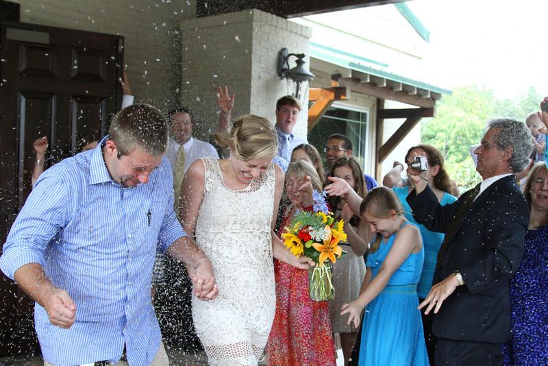 Jones/Oliphant Wedding