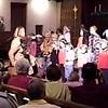Jordan Christmas program Kindergarten