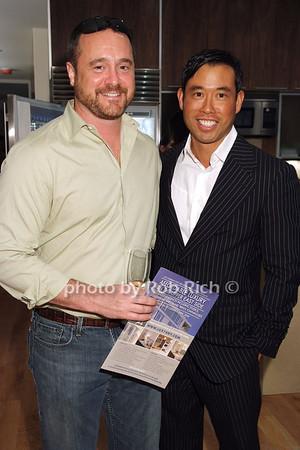 Steve O'Connor, Matthew Yee photo by Rob Rich © 2008 robwayne1@aol.com 516-676-3939