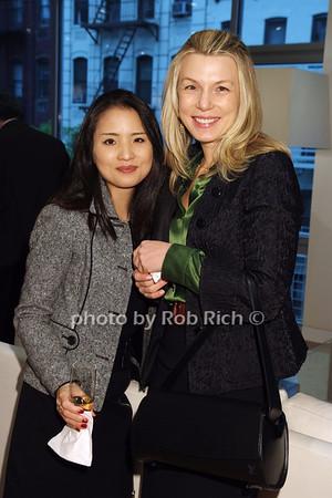 Aska Wada, Eva Penson photo by Rob Rich © 2008 robwayne1@aol.com 516-676-3939