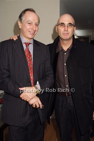 Ian Shapolsky, David Glackin photo by Rob Rich © 2008 robwayne1@aol.com 516-676-3939