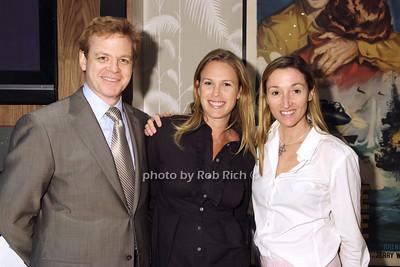 Mark Lynch, Jennifer Ireland, Louise Devlin photo by Rob Rich © 2008 robwayne1@aol.com 516-676-3939