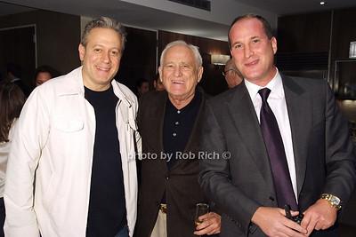 Bobby Schagrin, Mel Guberman, Josh Guberman photo by Rob Rich © 2008 robwayne1@aol.com 516-676-3939
