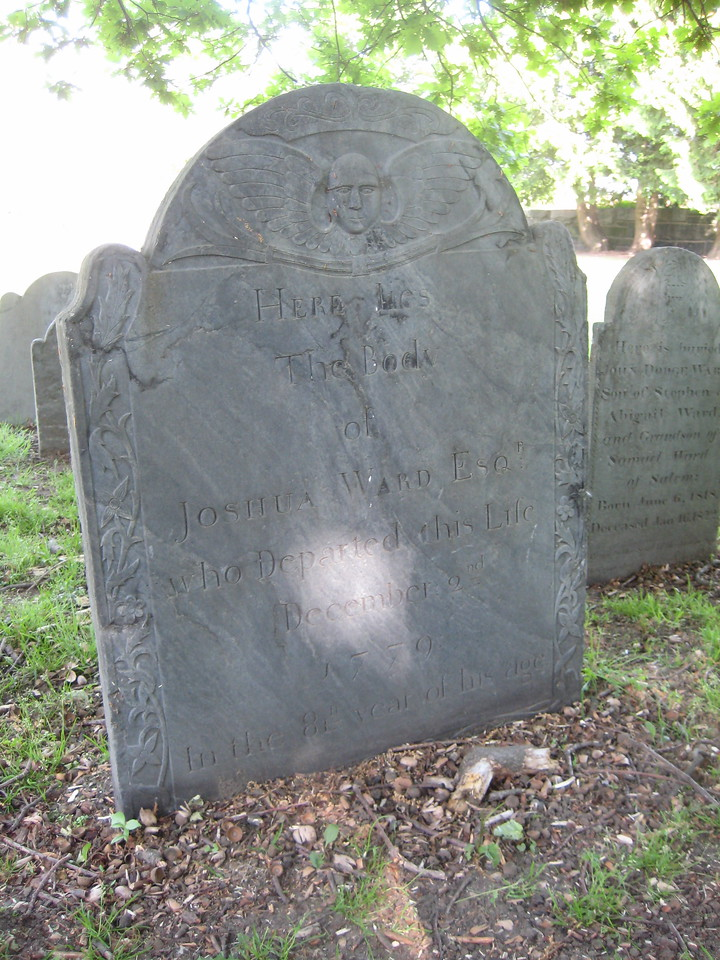Another Joshua Ward (Esq)  died 1779