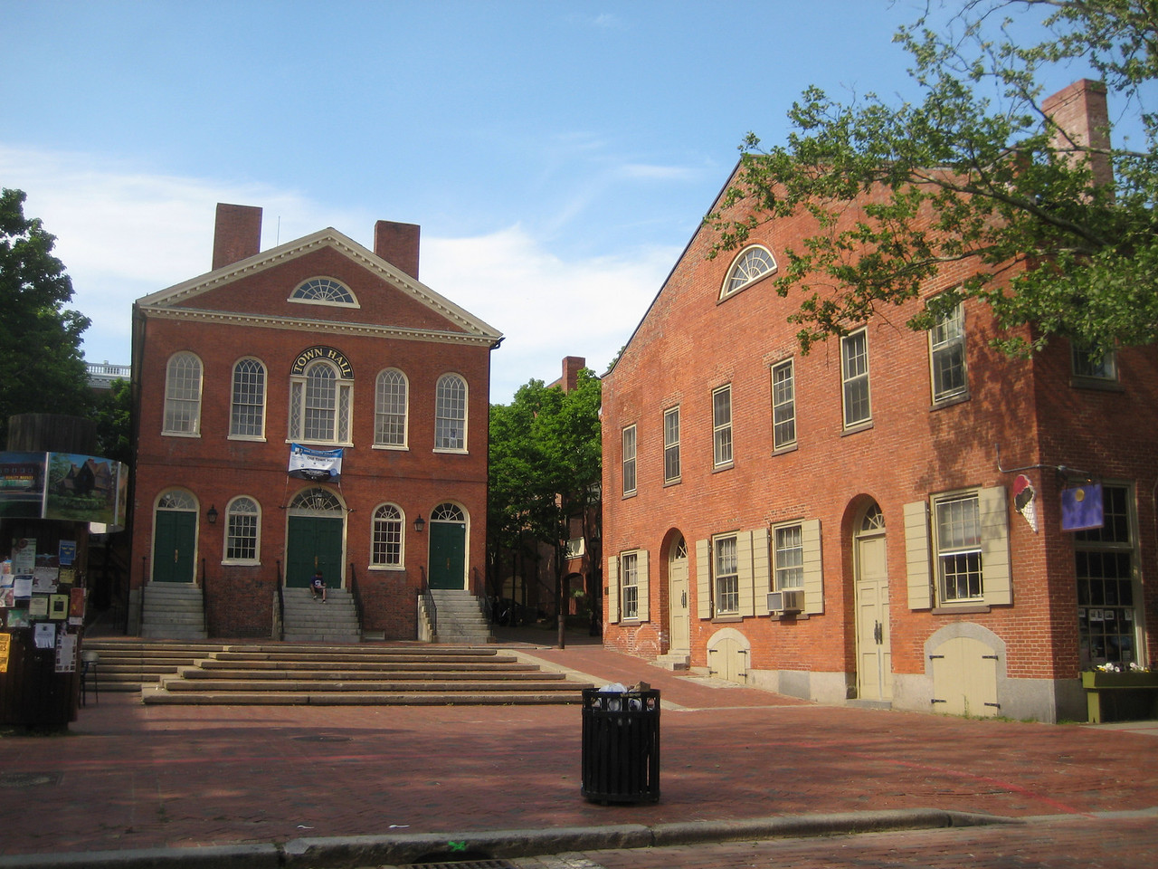 """Salem's old Town Hall.  See   <a href=""""http://www.salemoldtownhall.com/"""">http://www.salemoldtownhall.com/</a>"""