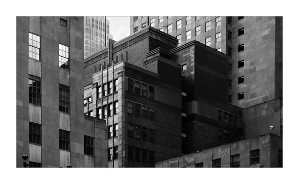 New York City, May 2011, Lumix LX-5. Photoshop with Nik Silver Effect and Topaz filters. Second version.