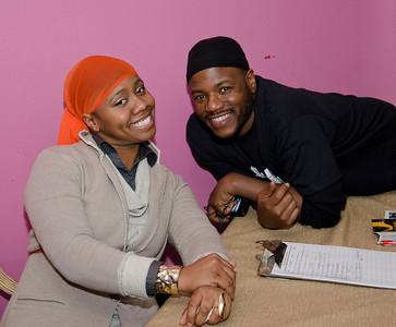 Muslim Arts Initiative , Coat Drive,