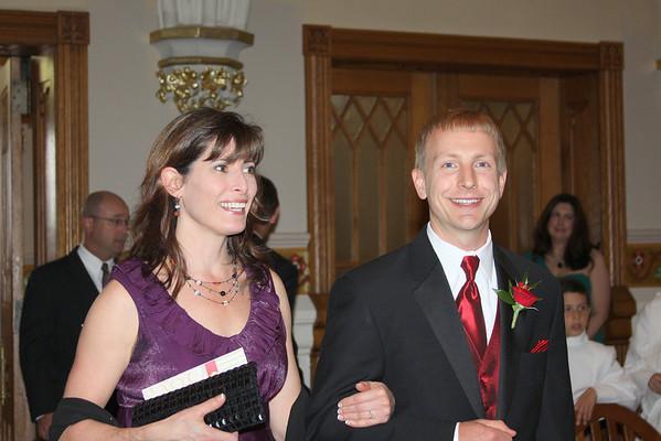 Joy & Jeremy's Wedding