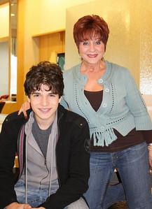 Justin Galloway and Joyce Katzeff